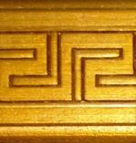 Pinturas Fayma Glace oro Moldura MB 411