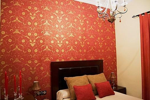 Papeles decorativos dormitorio